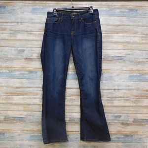 Lucky Brand Jeans 8 x 30 Women's Sofia Boot cut